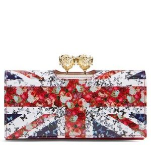 Ted Baker Union Jack Wallet/purse